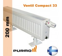 Радиатор Purmo Ventil Compact 33 200