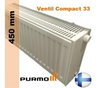 Радиатор Purmo Ventil Compact 33 450
