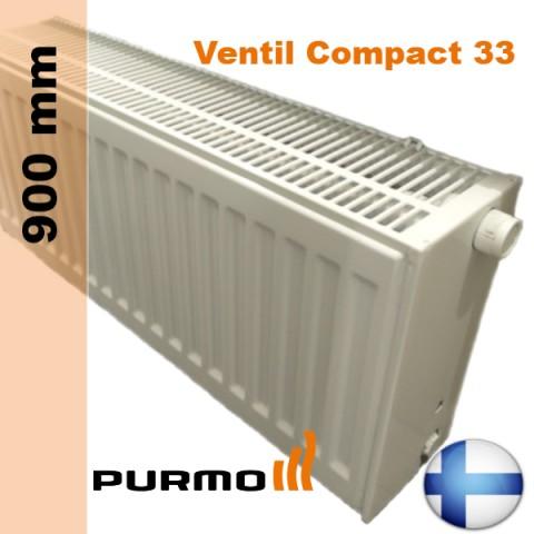 Радиатор Purmo Ventil Compact 33 900