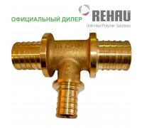 Тройник Rehau Rautitan 50-20-50 RX с уменьш боковым проходом 13660031001