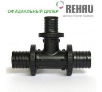 Тройник Rehau Rautitan 20-16-20 PX с уменьш боковым проходом 11600611001