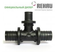 Тройник Rehau Rautitan 25-20-25 PX с уменьш боковым проходом 11600631001