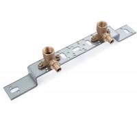 Монтажный блок Rehau Rautitan для открытого монтажа O 75/150 короткого RX 13661421001